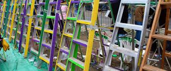 mardi gras ladders mardi gras ladders where y at