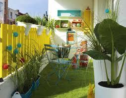 Idee Decoration Jardin Pas Cher by Amenager Son Balcon Pas Cher