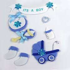 it s a boy decorations maple craft baby shower it s a boy girl assorted stickers for