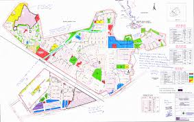 Islamabad Map Capital Development Authority
