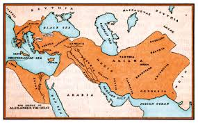 Sparta Greece Map by The Life And Successes Of Alexander The Great