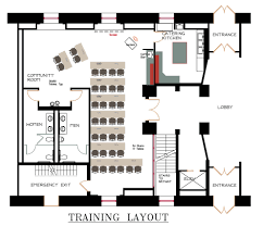 exceptional training room design layout home design