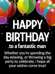 birthday balloons for men birthday balloon cards for him birthday greeting cards by davia