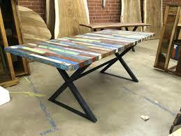 Custom Dining Room Sets Dining Table Tell City Hard Rock Maple Dining Room Table Dining
