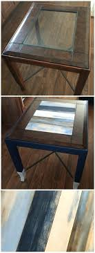 paint glass table top table top painting glass table top give a dated or broken coffee