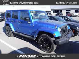 used 2 door jeep rubicon 2014 used jeep wrangler unlimited wrangler unlimi 4wd 4dr sahara
