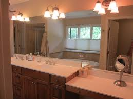 makeup vanity with sink bathroom double sink bathroom with white wooden makeup corner linen