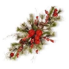National Tree Company Outdoor Christmas Decorations by National Tree Company 7 5 Ft Feel Real Pomona Pine Hinged