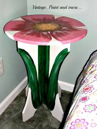 flower table flower table vintage paint and more