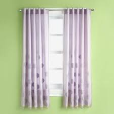 Purple Curtains For Nursery Curtains Green Polka Dot Curtain Panels In Curtains