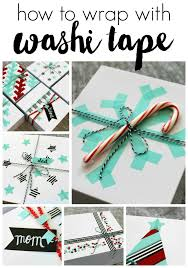 how to wrap presents 5 ways to wrap presents with washi tape from scotch brand child