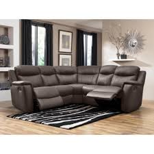 canape cuir relax pas cher canapé d angle relax cuir evasion chocolat achat vente canape