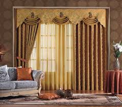 Window Curtain Valance Living Room Cute Living Room Curtain Ideas For Bay Windows With