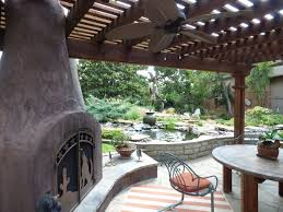 Backyard Shade Structures Patio Shade Structures Pool Traditional With Outdoor Lighting