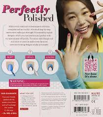 amazon com klutz nail style studio book kit eva steele saccio