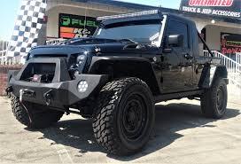 jeep wrangler truck 14 jeep wrangler unlimited hammer truck custom build 15k in extras