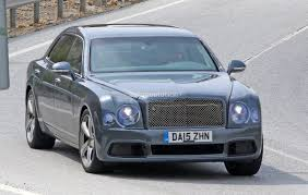 bentley mulsanne blue bentley mulsanne facelift spotted with virtually no camouflage