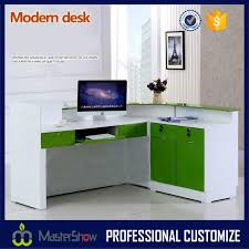 Exhibition Reception Desk Modern Design Table Counter Reception Desk Ms02170 Master Show
