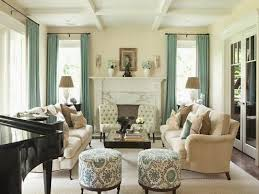 formal living room seating arrangement 2 sofas facing each other