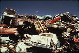 car yard junkyard pile of forgotten dreams who did these cars transport from where