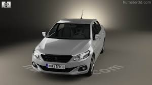 360 View Of Peugeot 301 2017 3d Model Hum3d Store