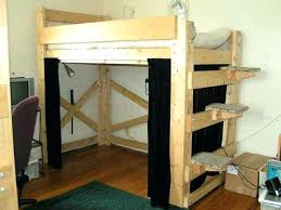how to build a full size loft bed loft bed designs full size loft bed plans loft bedrooms designs