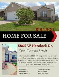 sioux falls home for sale 5805 w hemlock dr