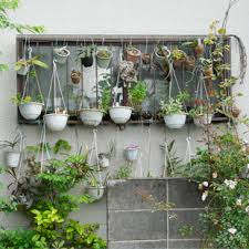 Vertical Garden For Balcony - tokyo diy gardening vertical gardens