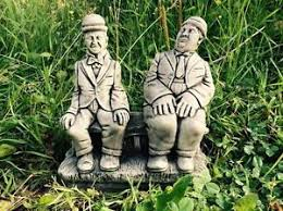 sale sale laurel and hardy statue garden ornaments mould