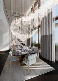 luxury dining room dining room st james penthouse morpheus london bigger luxury