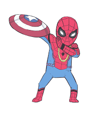 dabbing spider man nakedmazafaker deviantart