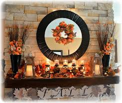Fireplace Decorating Best 25 Fall Fireplace Mantel Ideas On Pinterest Fall Fireplace