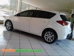 toyota auris used car 2015 toyota auris used car for sale in sabie mpumalanga south