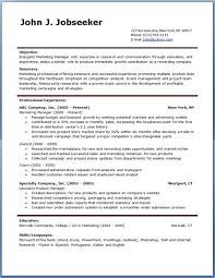resume templates for educators free teaching resume templates