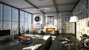 industrial modern living room design living room divine image of