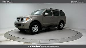 nissan pathfinder used review 2007 used nissan pathfinder at bmw of austin serving austin round