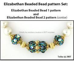 beaded beads necklace images Toika bridges sova enterprises jpg