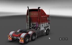 Bad Boys 3 Trailer Kenworth K200 Truck Version 10 Edited By Badboy U0027s American