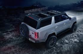 ford bronco 2020 2021 ford bronco four door concept rendering 2020 2021 ford