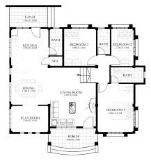 modern contemporary floor plans plan house design house modern contemporary house plans designs