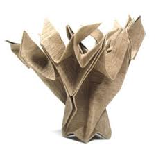 how to make thanksgiving origami models