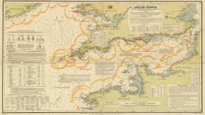 English Channel Map Ann U0026 Amelia My Blogmy Blog