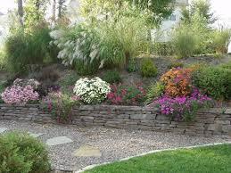 Backyard Easy Landscaping Ideas by Best 25 Stone Landscaping Ideas On Pinterest Landscape Stone