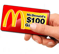 mcdonalds gift card discount free 100 dollar mcdonalds coupons limited time only everything