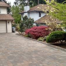 Gravel Driveway Calculator Fabulous And Seattle Driveway U0026 Patio 26 Photos U0026 19 Reviews Masonry