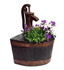 Garden Supplies Rustic Garden Supplies Ornamental Wheelbarrow Planter Bar5 B