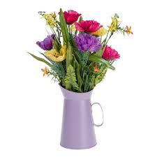Vase Pour Composition Florale Composition Florale Fleurs Artificielles Achat Vente