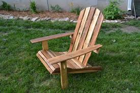 Outdoor Lounge Chair Plans Diy Adirondack Chair Our Waldo Bungie