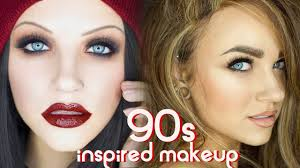 tahnee grunge makeup u003e u003e 90s grunge u0026 supermodel glam makeup