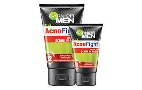 Garnier Acno Fight Whitening Serum rm17 86 garnier acno fight scrub in foam 100ml